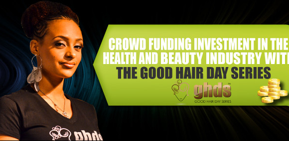 Crowdfunding the Good Hair Day Series