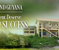Crowdfund Guyana Schools