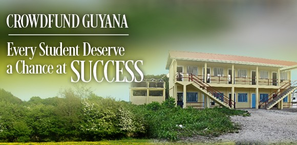 Crowdfunding for Guyana Students