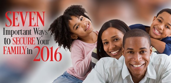 IS YOUR FAMILY SECURE?